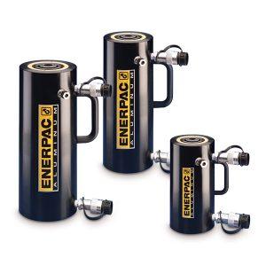 Cilindri idraulici leggeri in alluminio a doppio effetto Enerpac