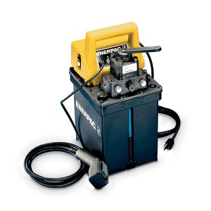 Pompe idrauliche elettriche con motore sommerso Enerpac Serie PE