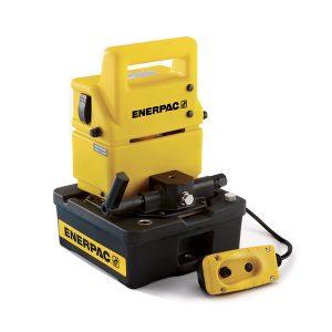 Pompe idrauliche elettriche Economy Serie PU Enerpac
