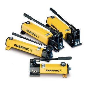 Pompe idrauliche manuali composite Enerpac