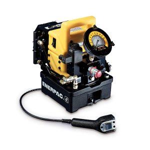 Pompe elettriche portatili per chiavi dinamometriche Enerpac serie PMU