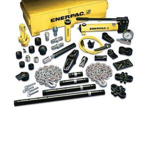 Set di manutenzione universale di attrezzi idraulici Enerpac