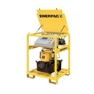 Sistemi di sollevamento sincronizzato Enerpac serie EVOB