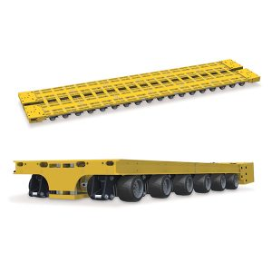 Trasportatore modulare semovente Enerpac