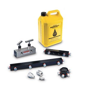 Attrezzi industriali, olio idraulico, manifolds e raccordi Enerpac