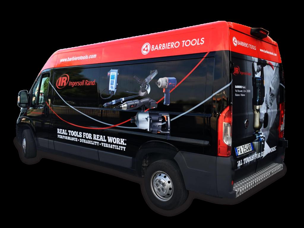 Bolting Van Service Ingersoll Rand - Barbiero srl