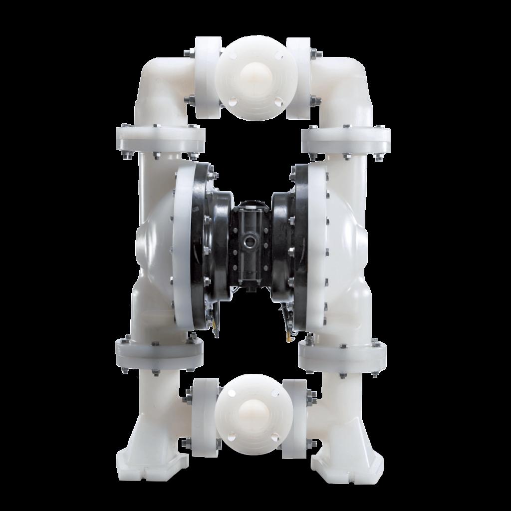 "Pompa a membrana non metallica EXP serie 3"" ARO"
