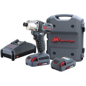 Kit avvitatore a batteria W5110-K22 cordless Ingersoll Rand