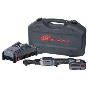 Kit chiave a cricchetto a batteria R3130-K12 Cordless Ingersoll Rand
